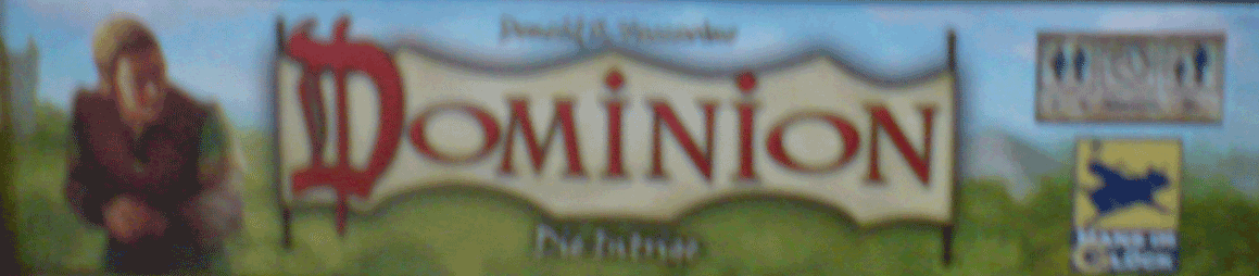 Dominion Edition II - Die Intrige