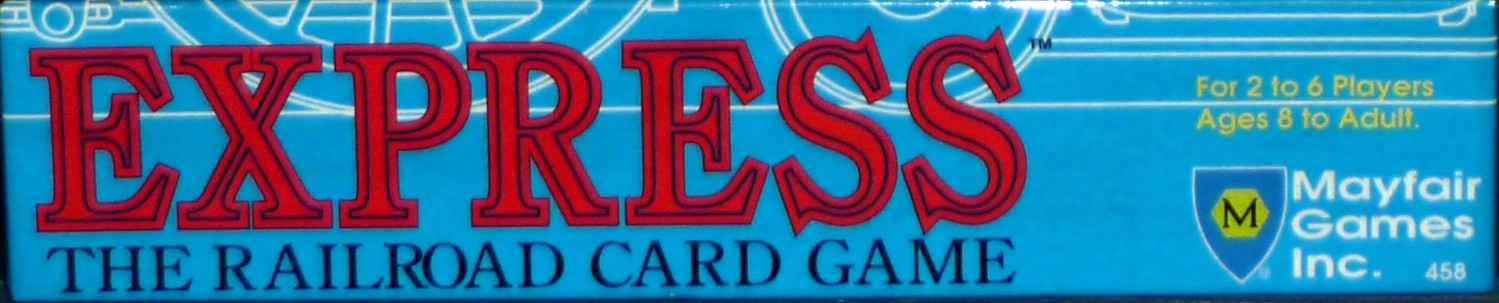 Express - The Railroad Card Game