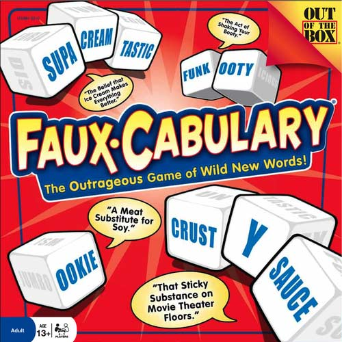 Faux Cabulary