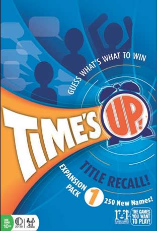 Time's Up! Title Recall! – Expansion 1