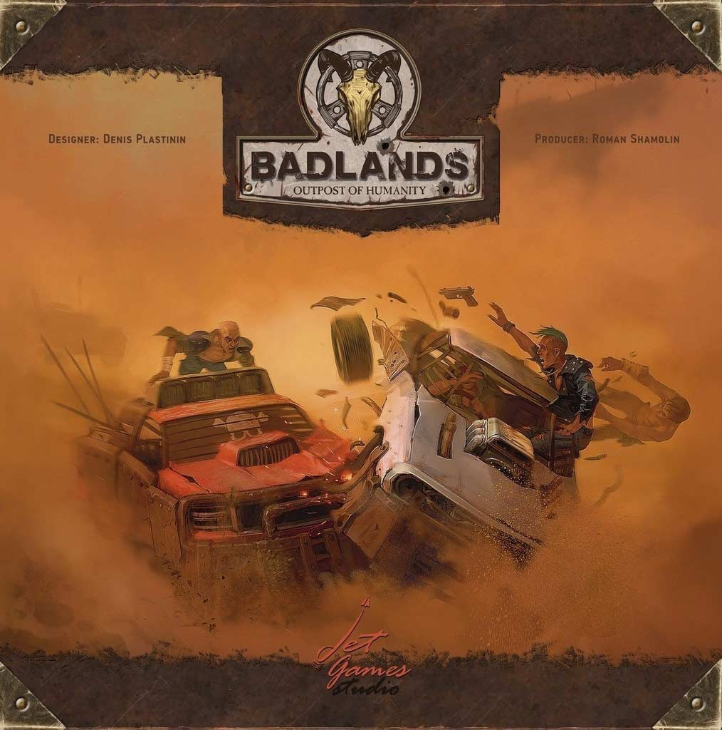 Badlands: Outpost of Humanity (Deluxe Version)