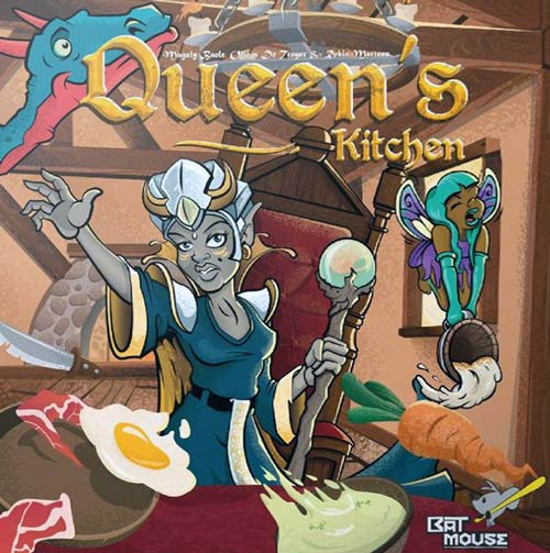 Queen's Kitchen