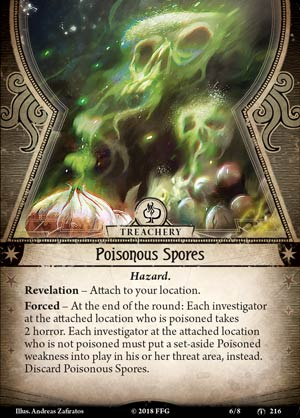 Arkham Horror - The Card Game: Heart of the Elders