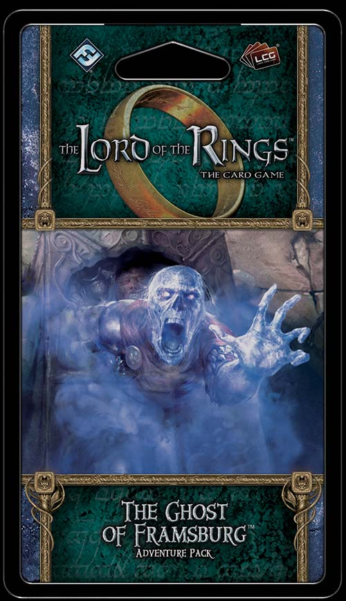 The Lord of the Rings - The Card Game: The Ghost of Framsburg