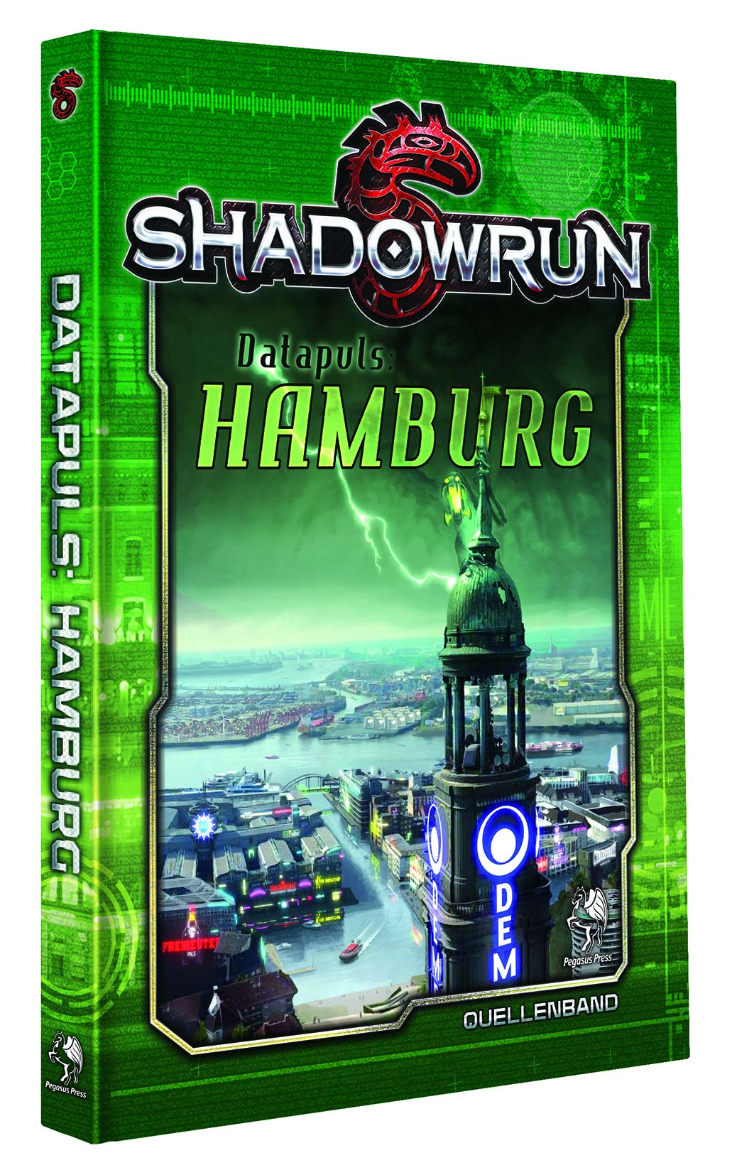Shadowrun 5: Hamburg