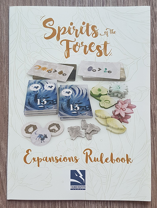 Spirits of the Forest: Leaves / Seasons