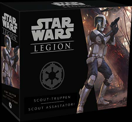 Star Wars: Legion - Scout Truppen