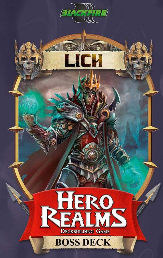 Hero Realms: Boss Deck – Lich
