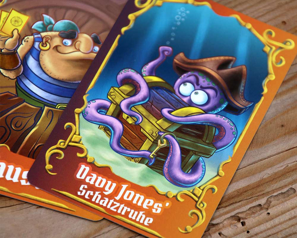 Davy Jones' Schatztruhe