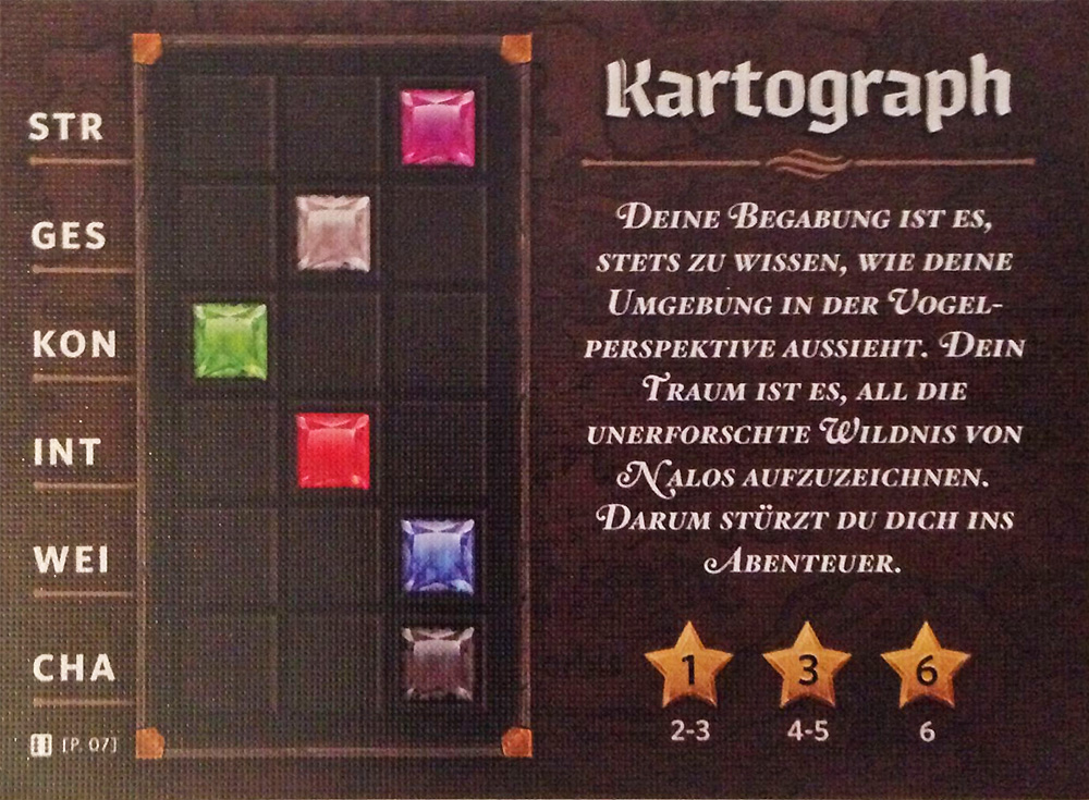 Roll Player: Kartograph