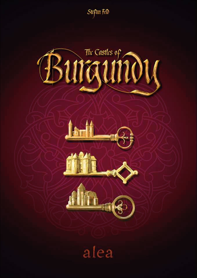 The Castles of Burgundy Big Box