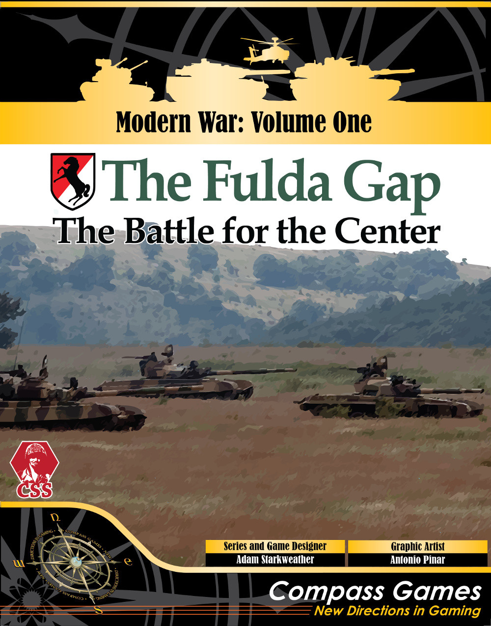 Modern War: Volume One – The Fulda Gap: The Battle for the Center