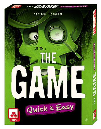 The Game - Quick and Easy