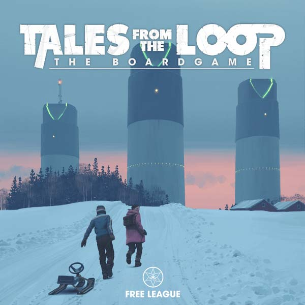 Tales From the Loop: The Board Game