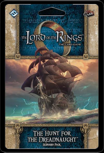The Lord of the Rings - The Card Game: The Hunt for the Dreadnaught