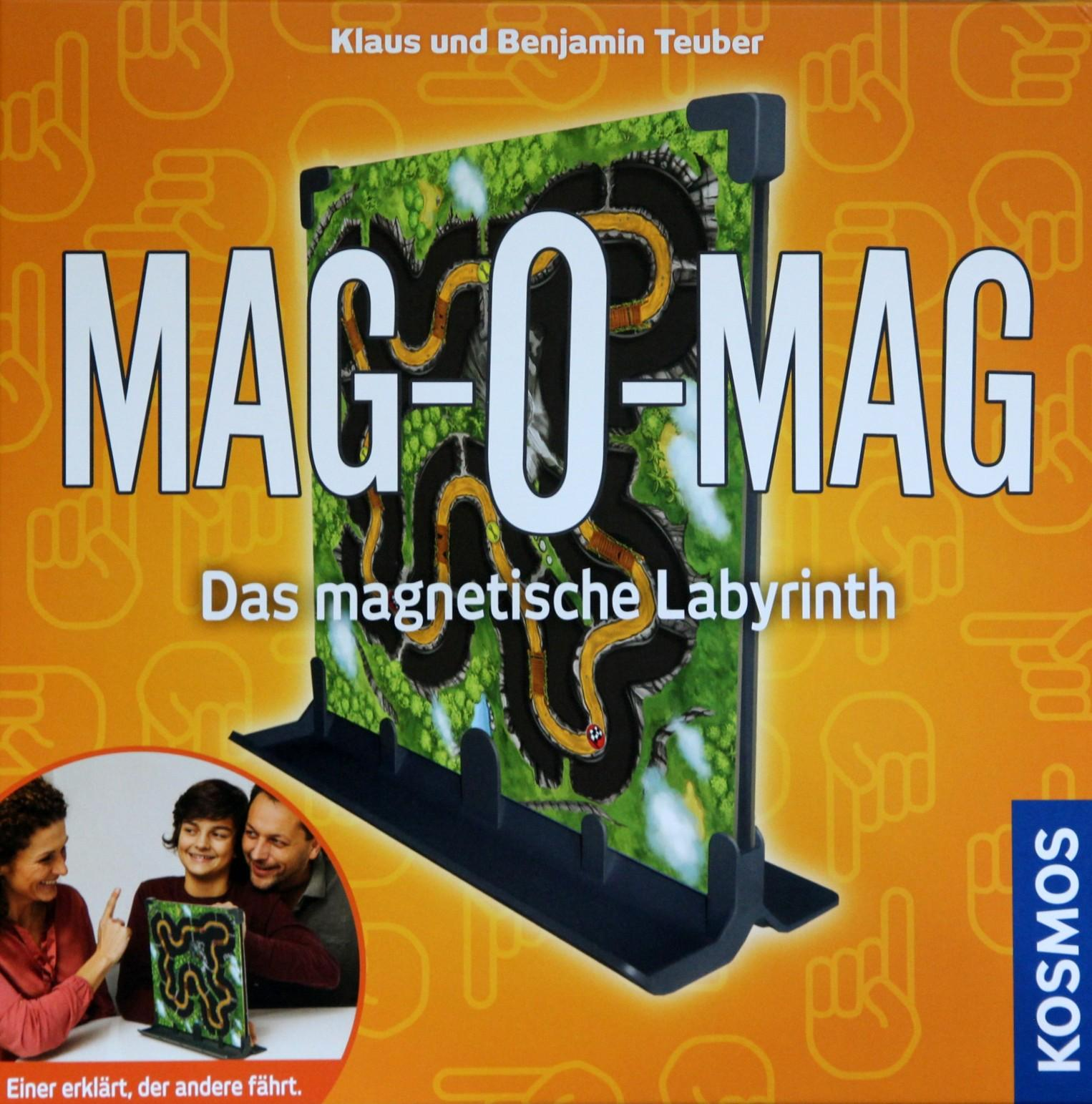Rezension zu Mag-O-Mag