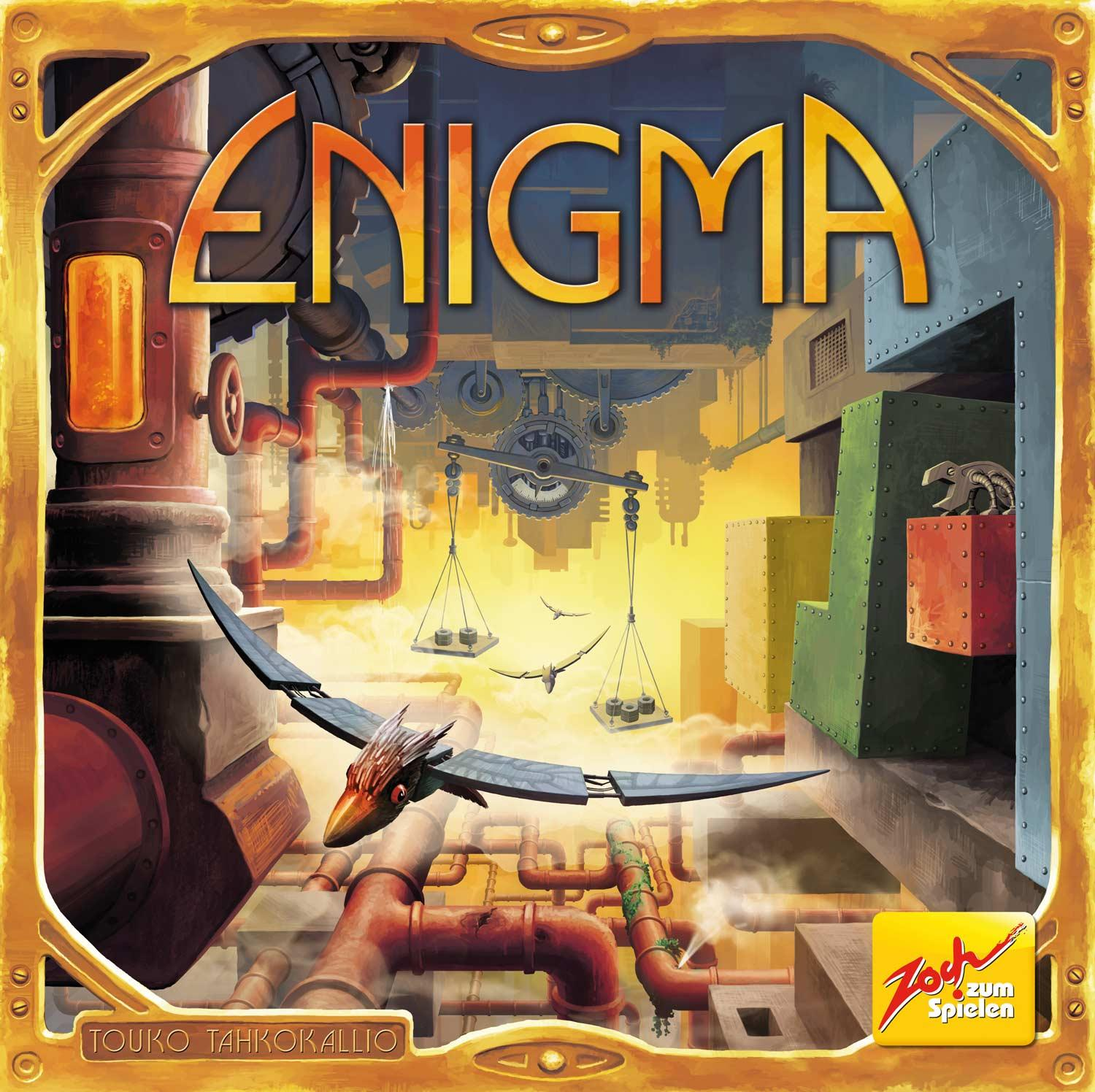 Rezension zu Enigma