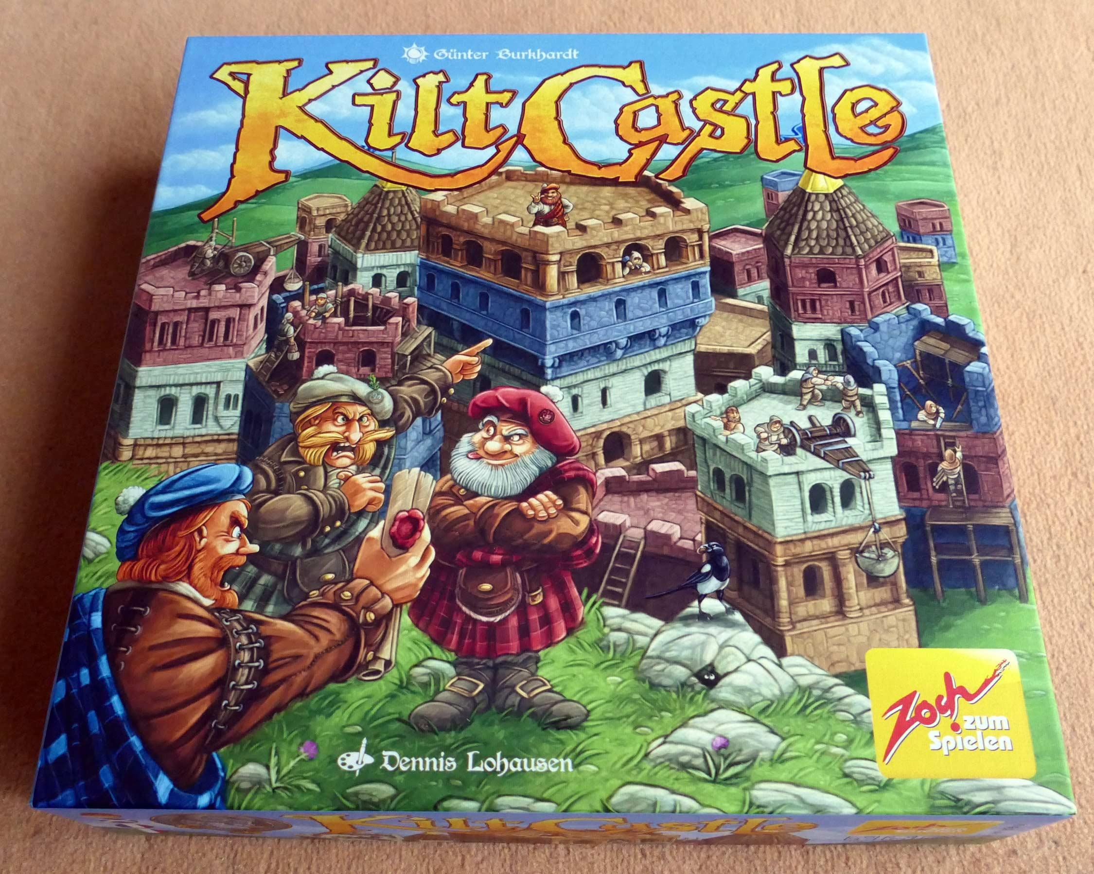 Rezension zu Kilt Castle