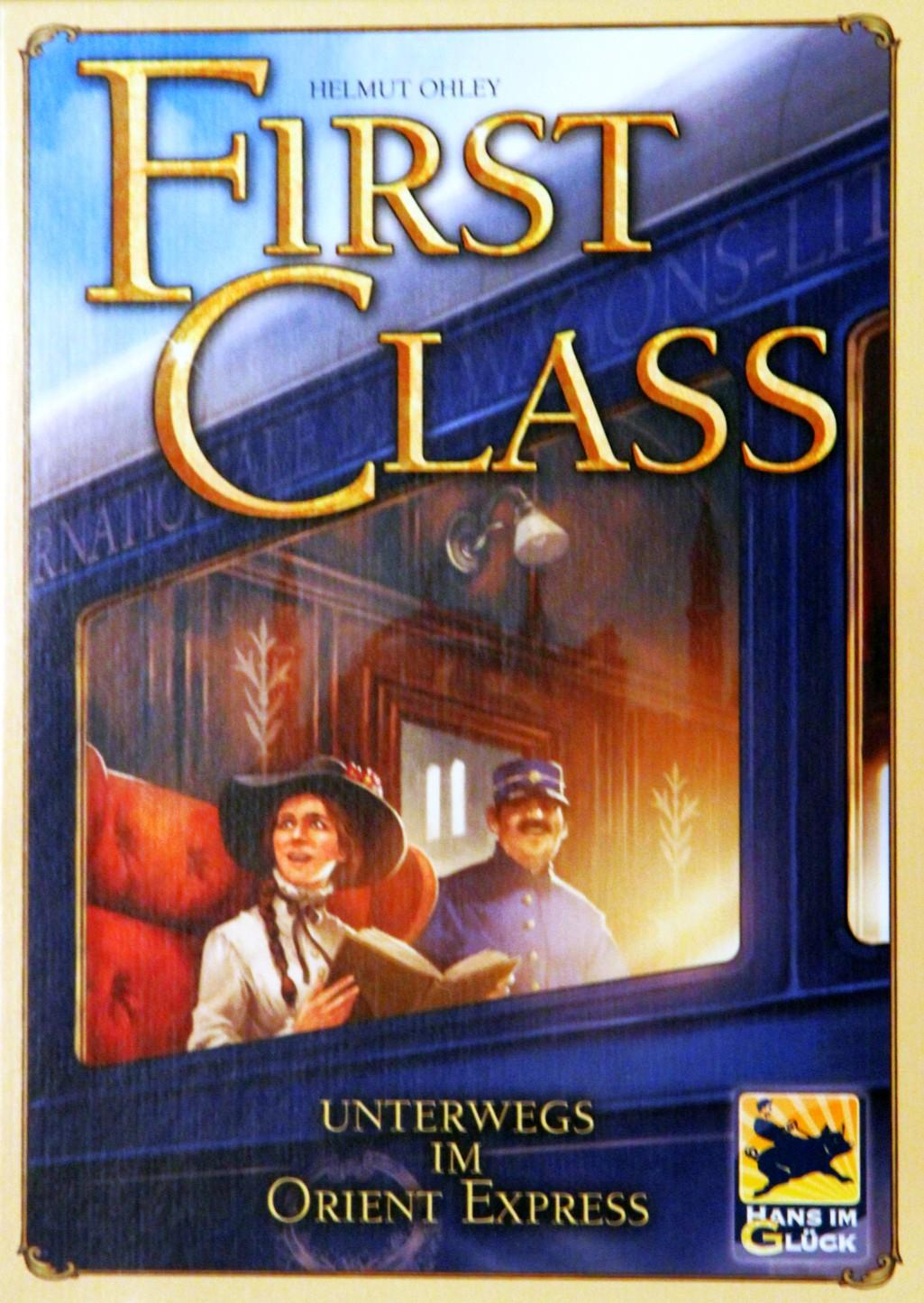 Rezension zu First Class